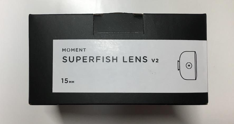 レンズの箱